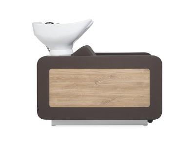 Bacs de lavage Forty + massage