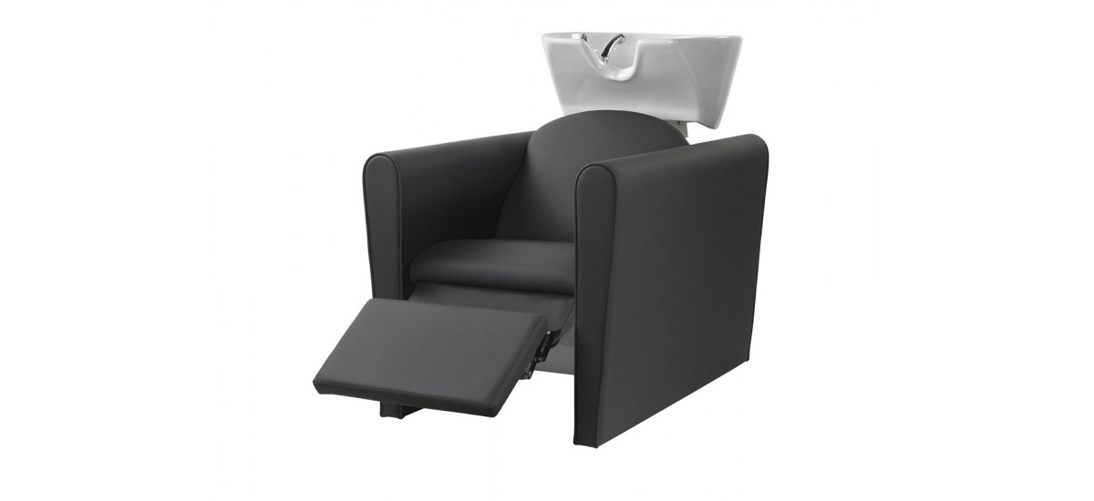 Bac de lavage + Repose jambes Royal + relax