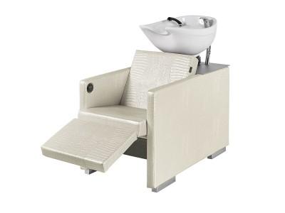 Bac de lavage + Repose jambes Kubik Flat + relax