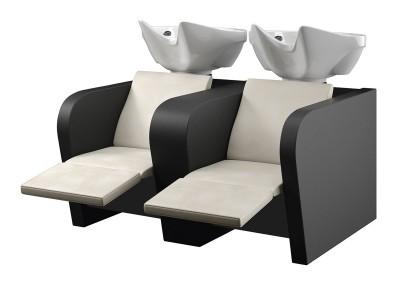 Bac de lavage + Massage Eddie Sofa + massage