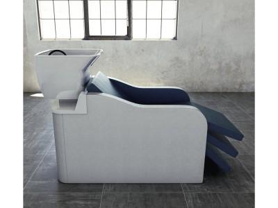 Bac de lavage + Repose jambes Urban + relax