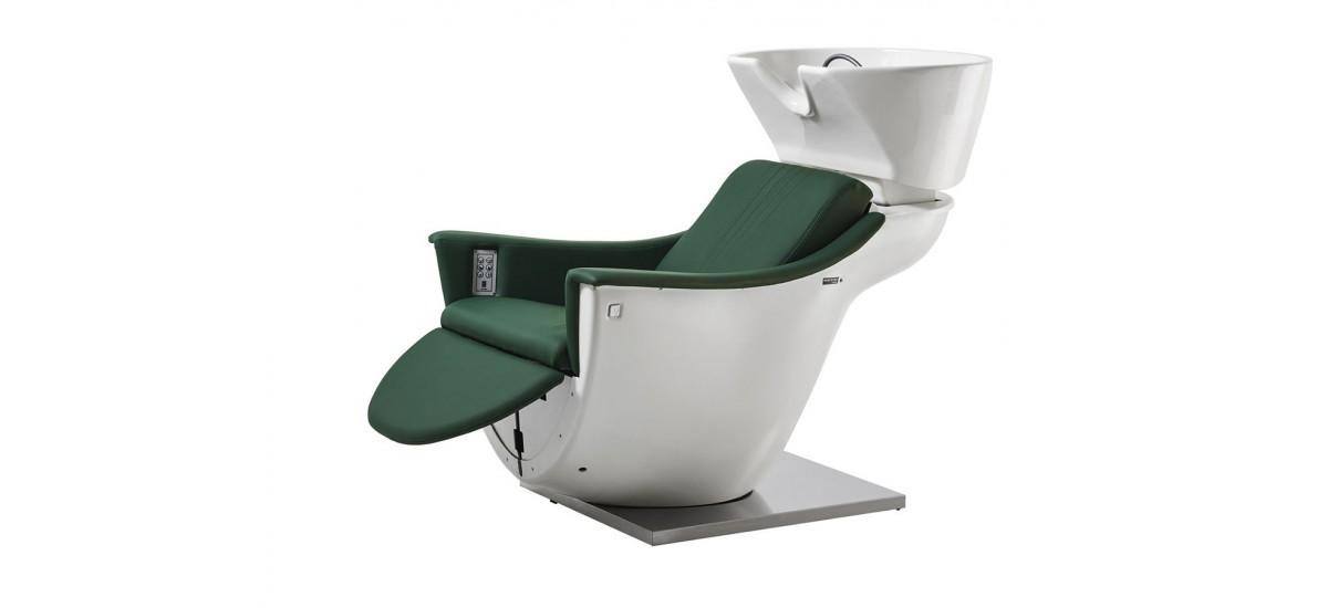Bac de lavage + Repose jambes Pod + relax