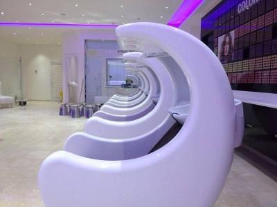 Bac de lavage + Massage Supersonik + color