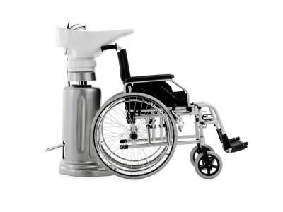 Bac de lavage Spécial PMR Podium White