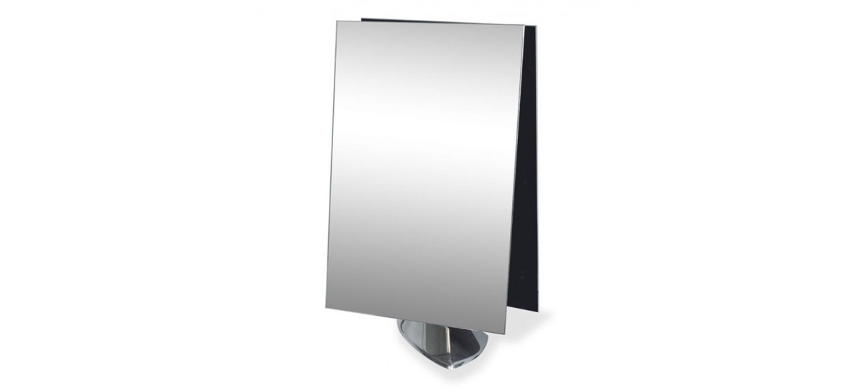 Miroirs de table Tender double