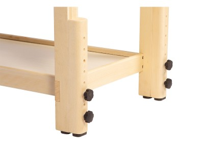 Tables fixes Unuk