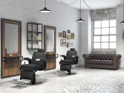 Pack salons District Barber