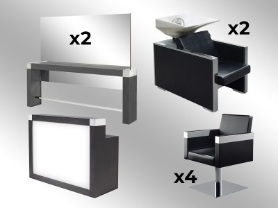 Pack salons Pack Xilema