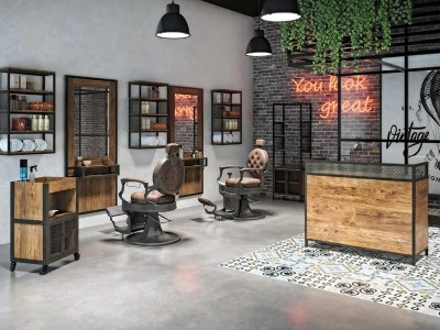 Pack salons Great Barber