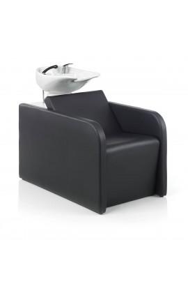 Un bac de lavage coiffure de qualité dispose d'une vasque inclinable : c'est le cas des modèles de My Salon.