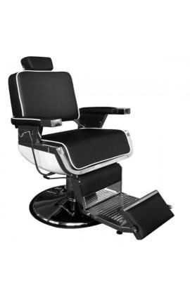 Equipez-vous d'un fauteuil barbier de qualité.
