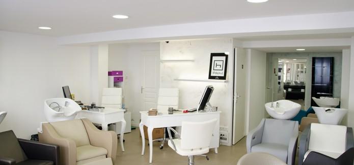 Nos professionnels agencent votre salon.