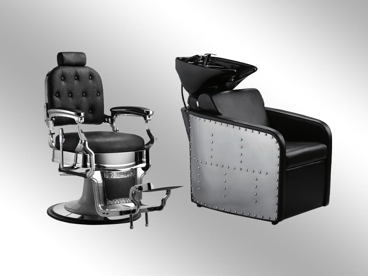 pack salon de coiffure Man