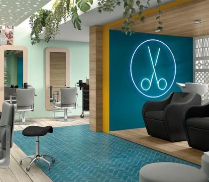 Idées, conseils et astuces pour la déco de votre salon de coiffure moderne